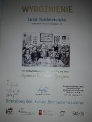 Tarptautinis vaikų ir jaunimo piešinių konkursas